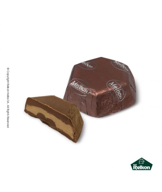 Κέρασμα Polygon (Σοκολάτα γάλακτος,πραλίνας φουντουκιού,δημητριακά) 1kg