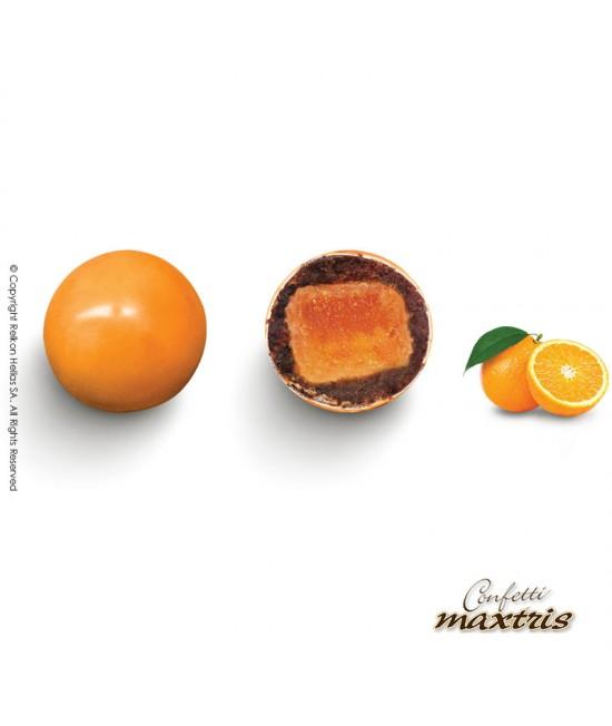 Πέρλες Maxtris (Φρούτα & Σοκολάτα) Πορτοκάλι 1kg