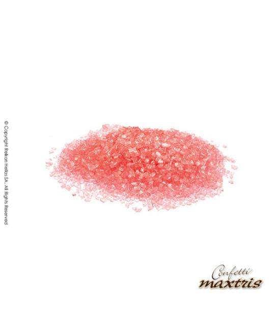 Ζάχαρη Διακόσμησης Ρόζ 1kg