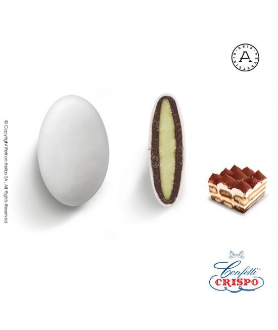 Κουφέτα Crispo Ciocopassion (Διπλή Σοκολάτα) Τιραμισού 1kg