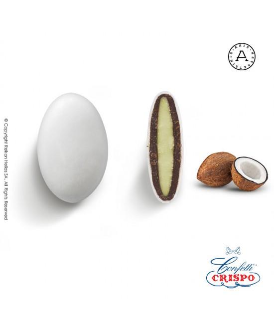Κουφέτα Crispo Ciocopassion (Διπλή Σοκολάτα) Καρύδα 1kg