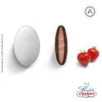 Κουφέτα Crispo Ciocopassion (Διπλή Σοκολάτα) Φράουλα 1kg