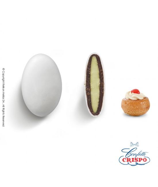 Κουφέτα Crispo Ciocopassion (Διπλή Σοκολάτα) Μπαμπά Κρέμα 1kg