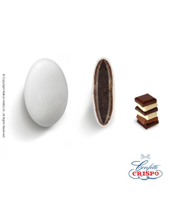 Κουφέτα Crispo Ciocopassion (Διπλή Σοκολάτα) Τριπλή Σοκολάτα 1kg
