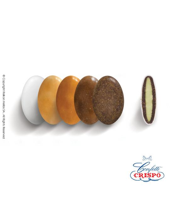 Κουφέτα Crispo Ciocopassion (Διπλή Σοκολάτα) Selection Καφέ 1kg