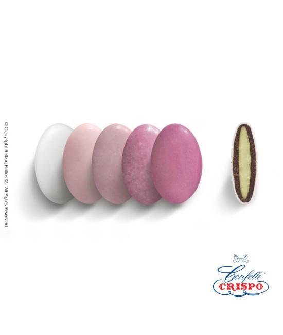 Κουφέτα Crispo Ciocopassion (Διπλή Σοκολάτα) Selection Λιλά 1kg