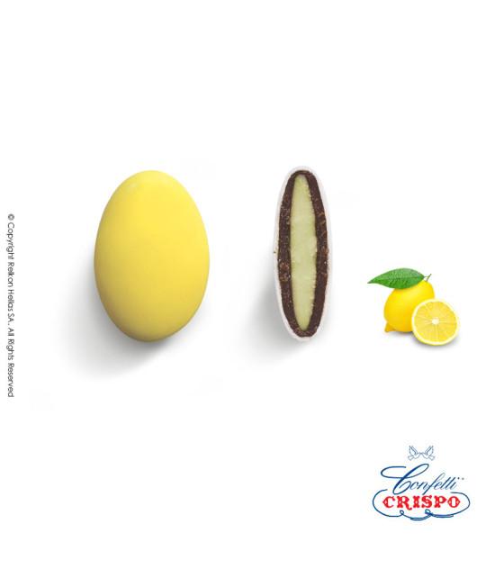 Κουφέτα Crispo Ciocopassion (Διπλή Σοκολάτα) Κίτρινο 1kg