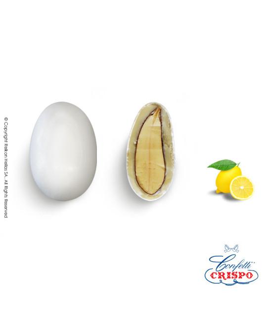 Κουφέτα Crispo Snob (Αμύγδαλο & Σοκολάτα) Λεμόνι 500g