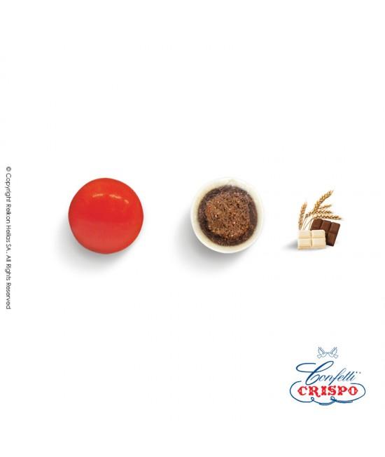 Κουφέτα Crispo Krixi (Δημητριακά & Διπλή Σοκολάτα) Κόκκινο 900g