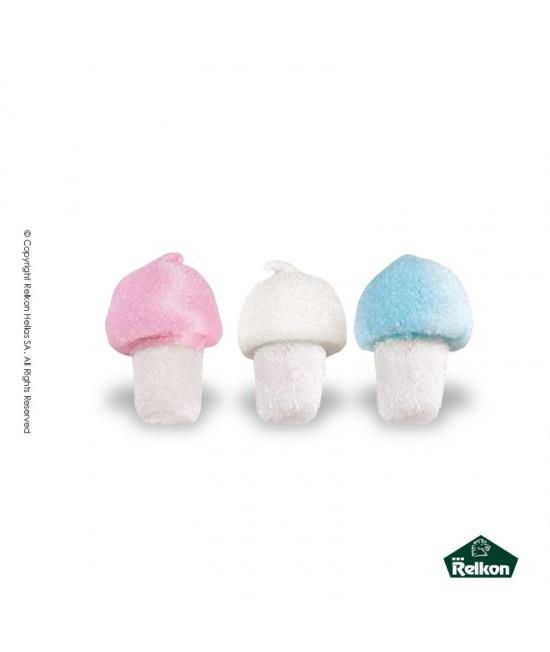 Ζαχαρωτό Marsmallow Μανιτάρι 3D 900g