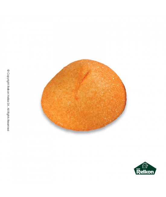Ζαχαρωτό Marsmallow Μπάλα Πορτοκαλί 1kg