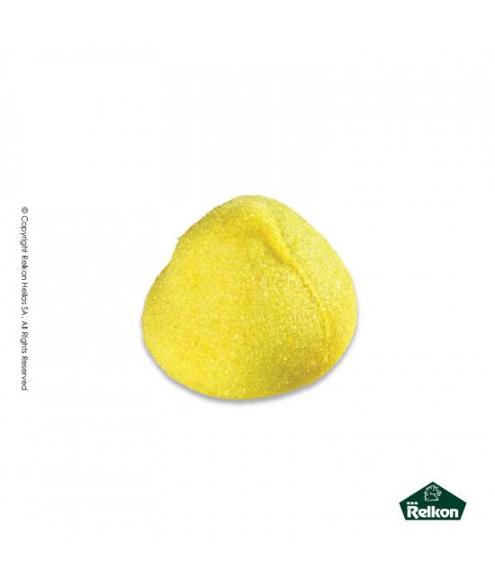 Ζαχαρωτό Marsmallow Μπάλα Κίτρινο 1kg