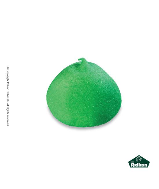 Ζαχαρωτό Marsmallow Μπάλα Πράσινο 1kg