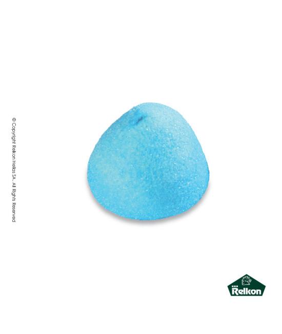 Ζαχαρωτό Marsmallow Μπάλα Μπλε 1kg