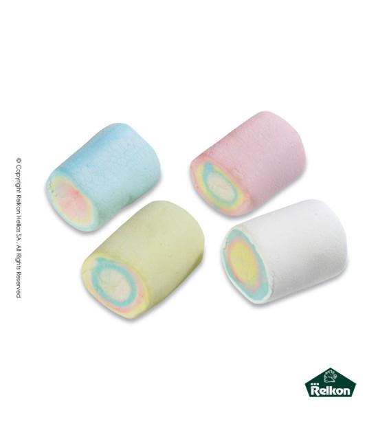 Marshmallow Κύλινδρος Πολ/μος 1kg