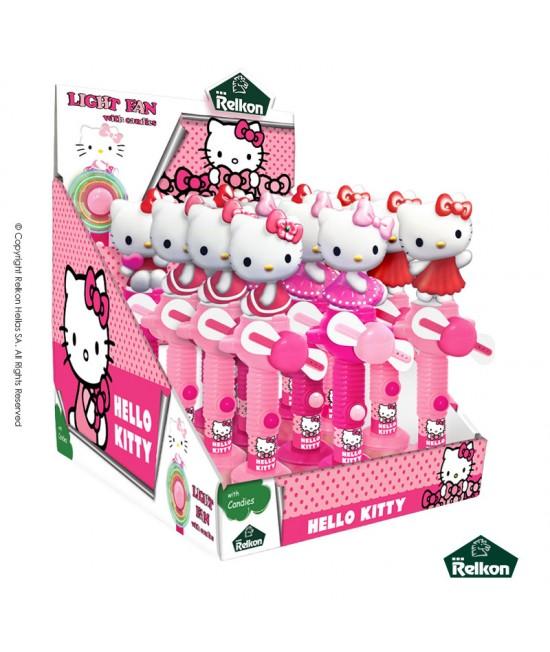 Ανεμιστήρας με καραμελάκια Hello Kitty