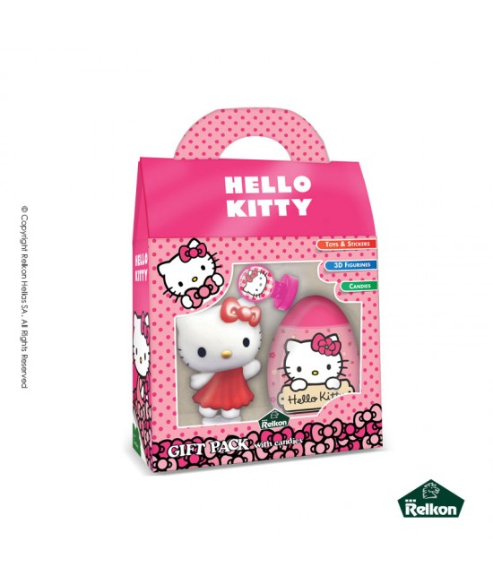 Gift Pack - Τσαντάκι Hello Kitty