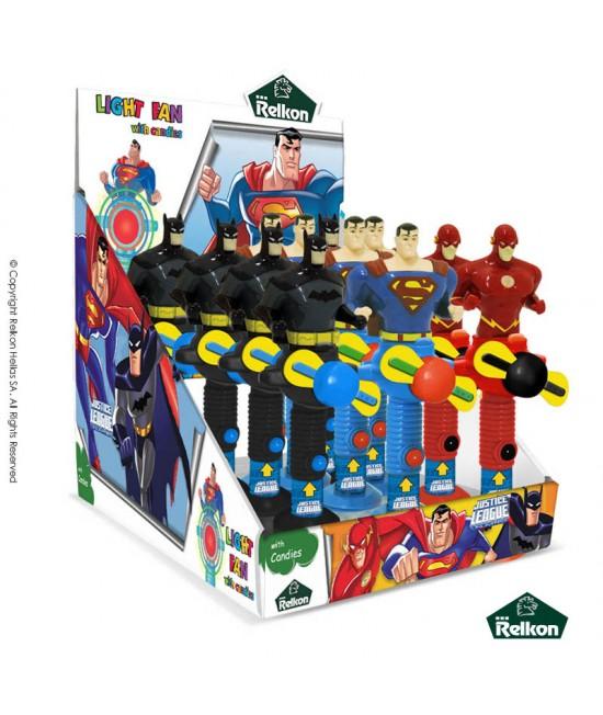 Ανεμιστήρας με καραμελάκια  Justice League