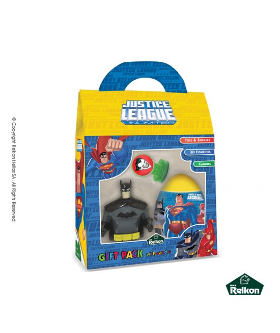 Gift Pack - Τσαντάκι Justice League.