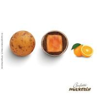 Βότσαλα Maxtris (Φρούτα & Σοκολάτα) Πορτοκάλι 1kg