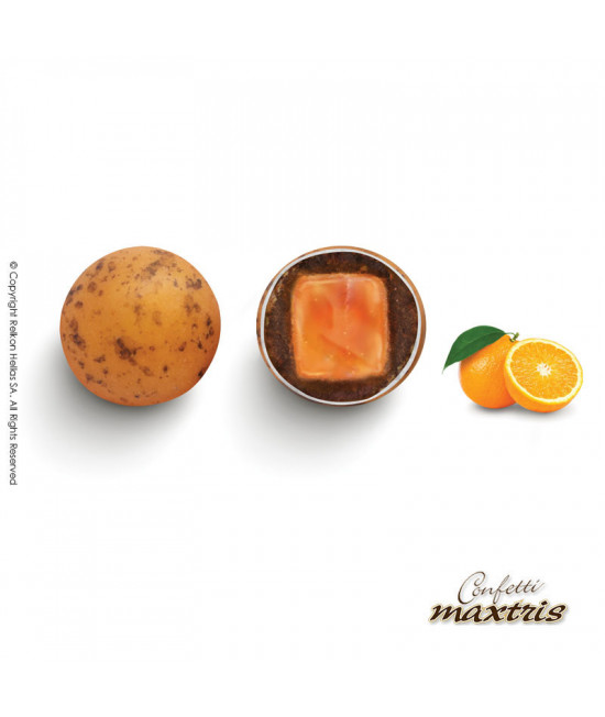 Pebbles Maxtris (Fruits & Chocolate) Orange 1kg