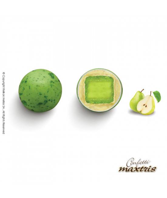 Pebbles Maxtris (Fruits & Chocolate) Pear 1kg