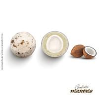 Βότσαλα Maxtris (Φρούτα & Σοκολάτα) Καρύδα 1kg