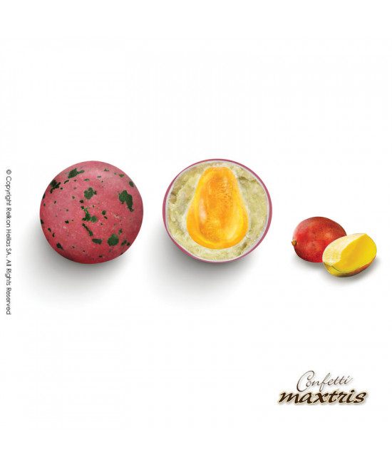 Pebbles Maxtris (Fruits & Chocolate) Mango 1kg