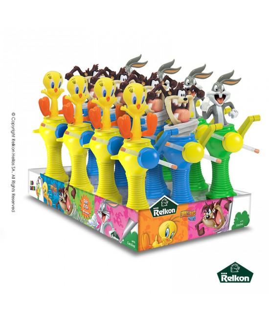 Spin n Go με καραμελάκια Looney Tunes
