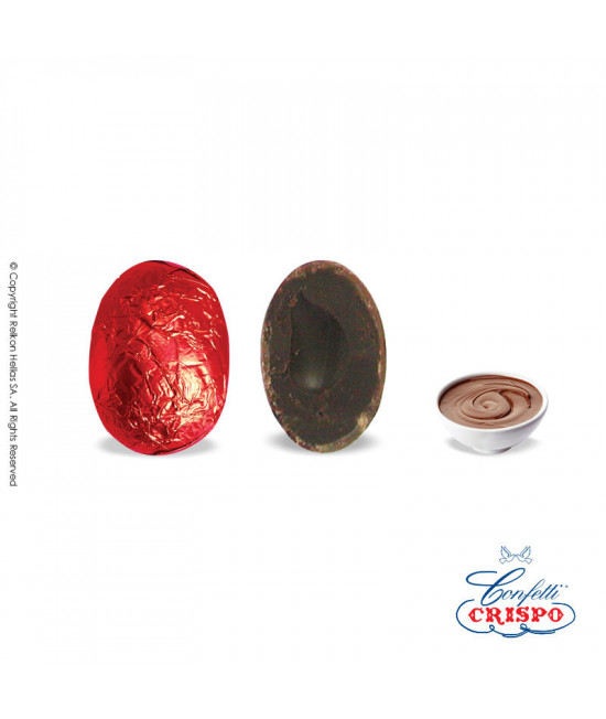 Wrapped Red Egg