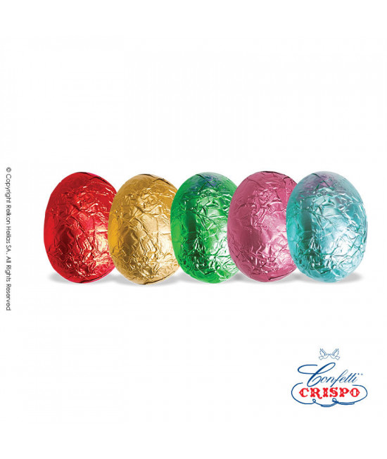 Wrapped Multicolor Egg with 5 flavors