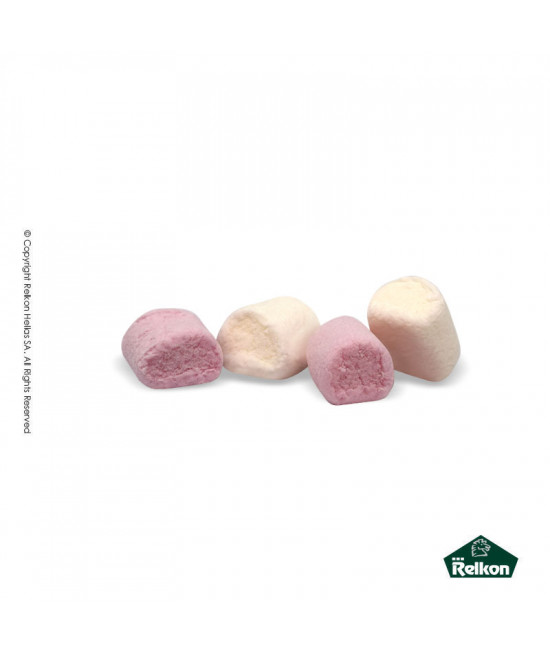 Mini Mallows Pink-White