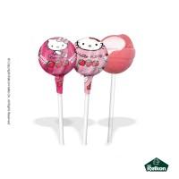 Γλειφιτζούρι Τσιχλόφουσκα Hello Kitty 14g