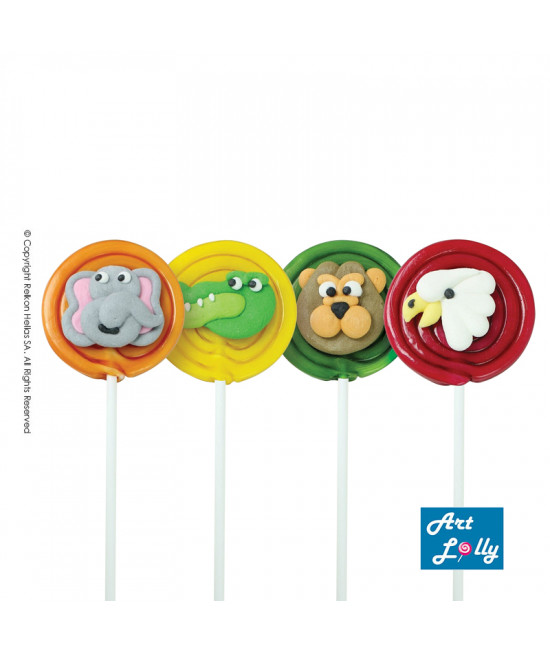 Lollipop Jungle 60g
