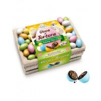 Καφασάκι με Πασχαλινά Σοκολατένια Αυγά CRISPO 1kg