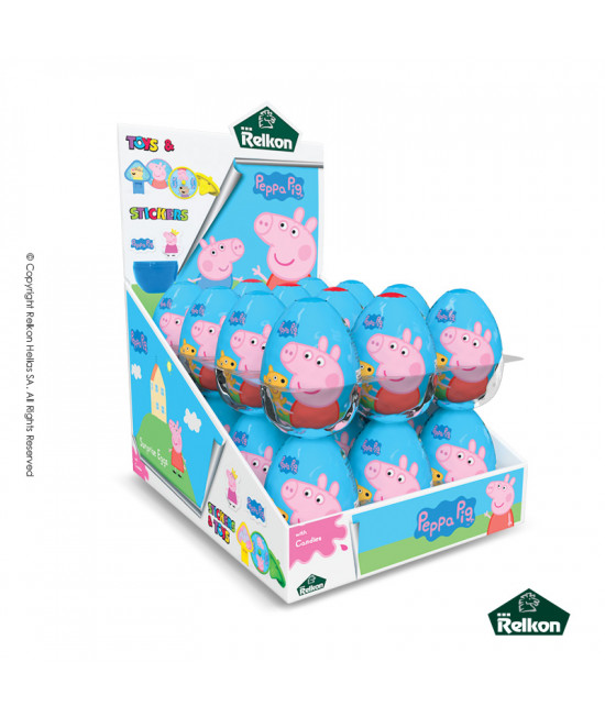 Peppa Pig Surprise Egg
