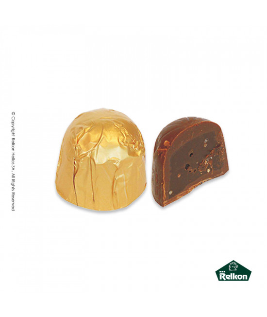 Chocolate Bell (hazelnut praline,crispies) 1kg