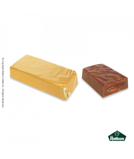 Caramel Milk Toffee (Milk chocolate, Toffee caramel) 1kg