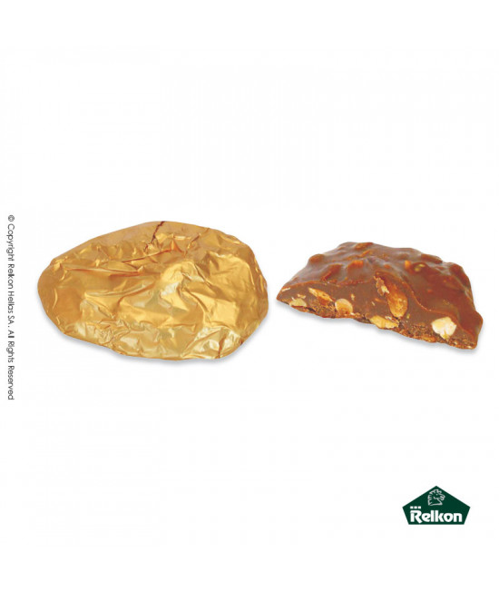 Milk Chocolate Almond (Milk chocolate, praline, dried grain) 1kg