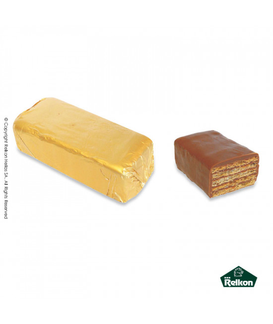 Milk Wafer (Milk chocolate, wafer, hazlenut praline) 1kg