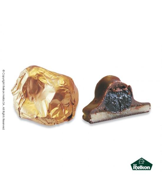 Βραχάκι Αμαρένα (Σοκολάτα μπίττερ, μάρζιπαν, καρποί αμαρένα) 1kg