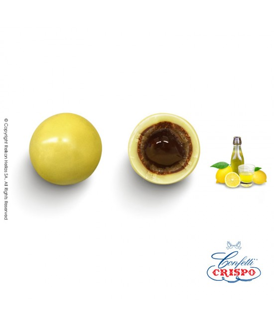 Perles Crispo (Fruits & Chocolate) Limoncello 1kg