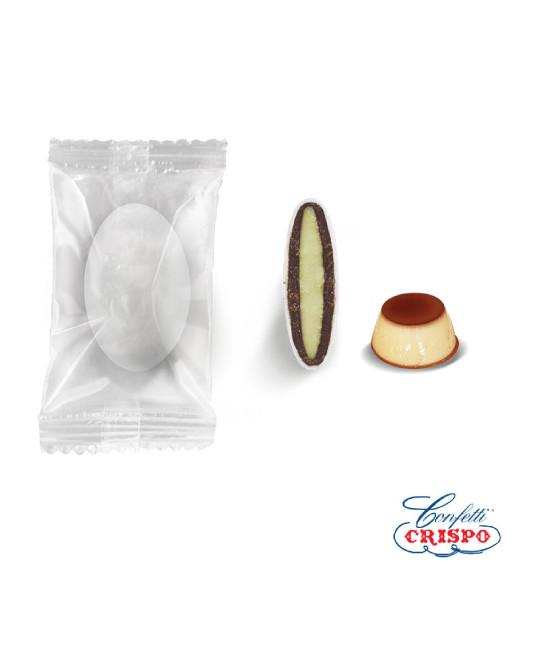 Κουφέτα Crispo Safe Pack (Διπλή Σοκολάτα) Καραμελέ 0.9kg