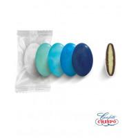 Κουφέτα Crispo Safe Pack (Διπλή Σοκολάτα) Selection Blue 0.9kg