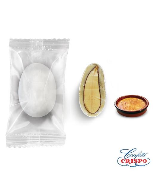 Κουφέτα Crispo Snob Safe Pack (Αμύγδαλο & Σοκολάτα) Creme Brulee 900g