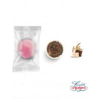 Κουφέτα Crispo Krixi Safe Pack (Δημητριακά & Διπλή Σοκολάτα) Ρόζ 900g