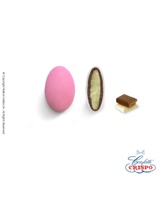 Confetti Crispo Ciocopassion (Double Chocolate) Mini Pink