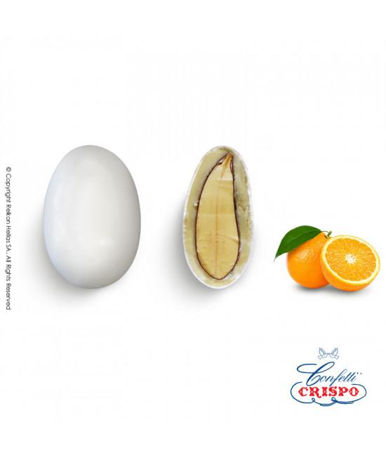 Κουφέτα Crispo Snob (Αμύγδαλο & Σοκολάτα) Πορτοκάλι 500g