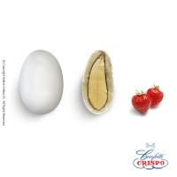 Κουφέτα Crispo Snob (Αμύγδαλο & Σοκολάτα) Φράουλα 500g