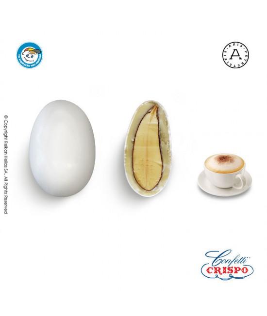 Κουφέτα Crispo Snob (Αμύγδαλο & Σοκολάτα) Καπουτσίνο 500g
